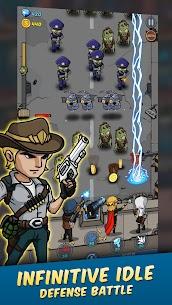 Zombie War: Idle Defense MOD APK 82 (Unlimited Diamonds/Gold) 1