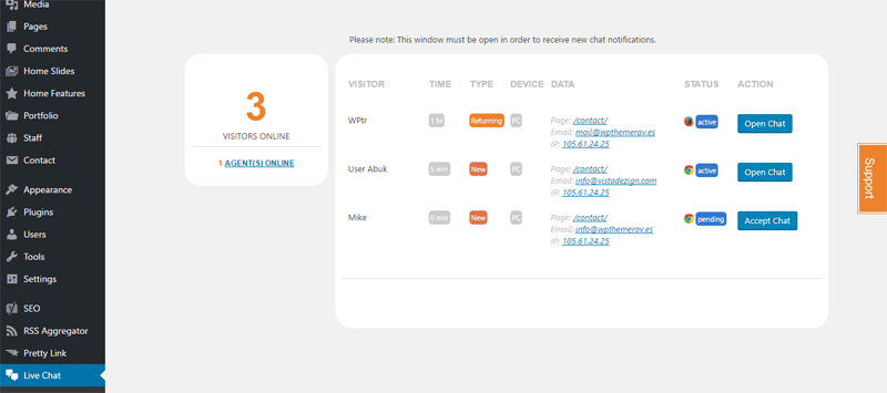 wp-live-chat-support-admin-chat-dashboard