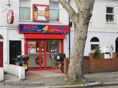 Pizza Hot 4 You On Rotherhithe New Road Pizza Takeaway In