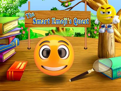 The Smart Emoji's  Quest Screenshot