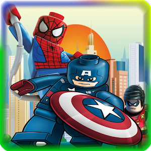 Super Hero Spider Game Puzzle for PC and MAC