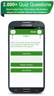 Football Quiz Games Sports Trivia Dodatki V Google Play
