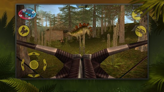 ApkMod1.Com Carnivores: Dinosaur Hunter HD + МOD (Unlock all DLCs/Infinite points) for Android Action Game