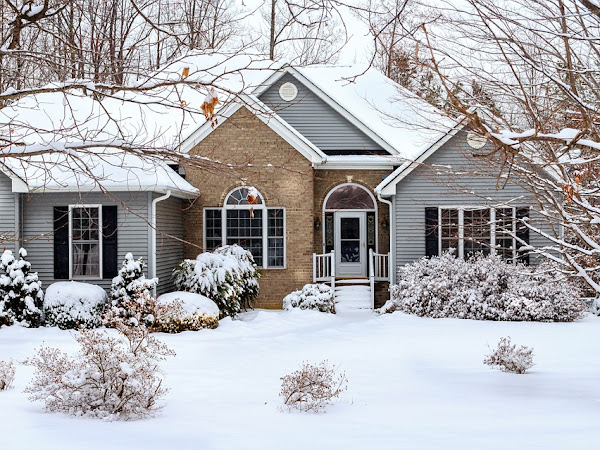 The Problems Around Your Home Caused by Winter