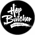 Logo for Hop Butcher For The World