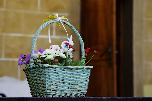 Easter deco by Michal Fokt - Public Holidays Easter ( easter )