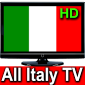 All Italy TV Channels