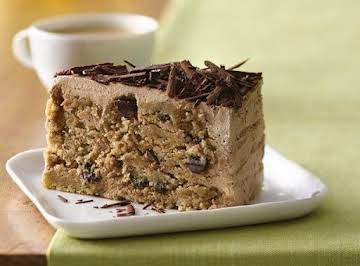 Gluten Free Chocolate Chocolate Chip Ice Box Cake