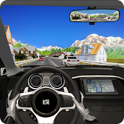 سباق في السيارة (Racing In Car)