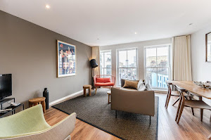 Curtain Road Serviced Apartments, Hoxton