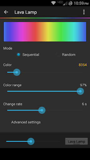Screenshot for Hue Pro in United States Play Store