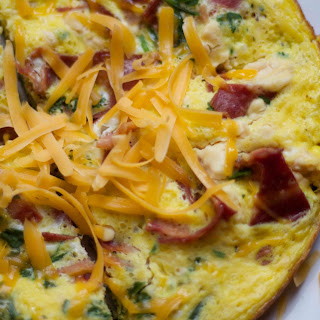 Easy Southwest Frittata – Bariatric Recipes