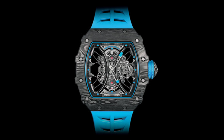 Richard Mille Pablo Mac Donough.