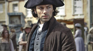 Aidan Turner thinks Poldark will 'end next year'