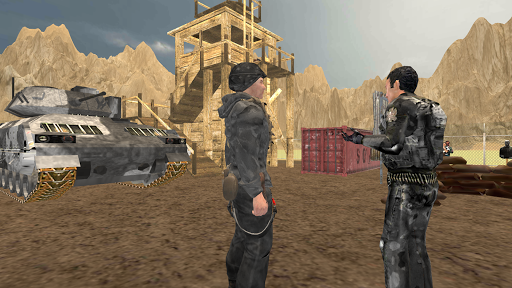 Second Warfare 3 v1.01 APK+DATA (PAID)