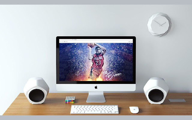 Full HD Anthony Davis New Tab