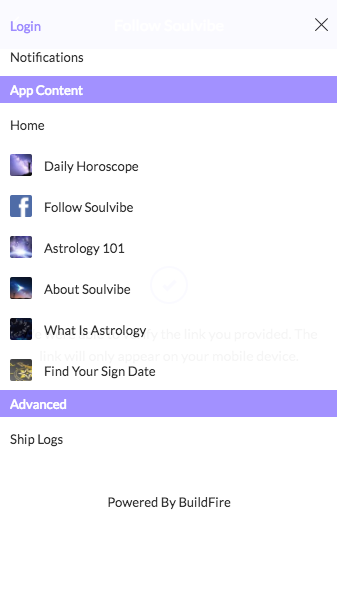 Daily Horoscope by Soulvibe- screenshot