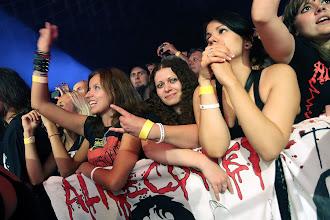 Photo: Alice Cooper - fans