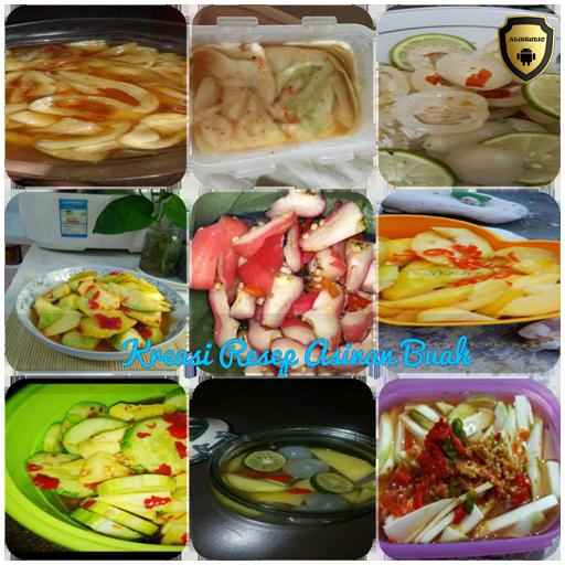 Kreasi Resep Asinan Buah (app)