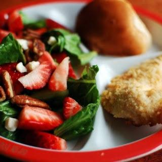 Panko Parmesan Chicken