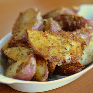 Parmesan Herb Potatoes.