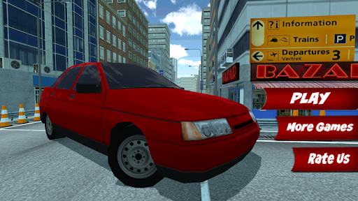 My City Car Driving