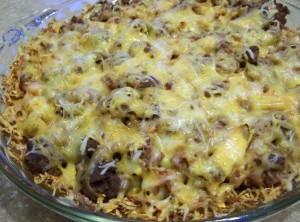 Cabbage Au Gratin Pie Recipe