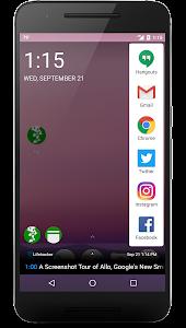 Ivy (Sidebar Launcher, Widgets, RSS) 1.1.26