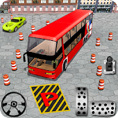 Luxury Smart Bus Parking Simulator