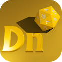 DnDice - 3D RPG Dice Roller icon