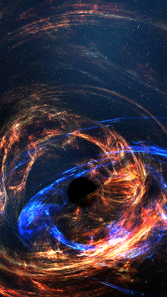 Supermassive Black Hole Screenshot Image