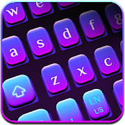 App Simple Purple Light Keyboard APK for Windows Phone
