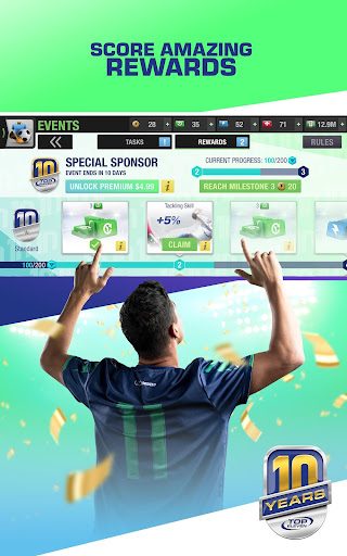 Top Eleven 2020 -  Be a soccer manager 10.0 screenshots 10