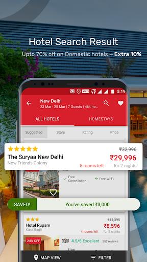 Yatra - Flights, Hotels, Bus, Trains & Cabs 13.0.16 screenshots 4