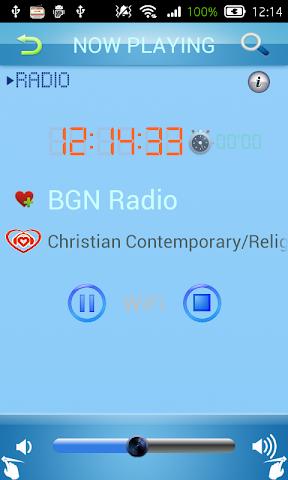 android Creole Radio Screenshot 4
