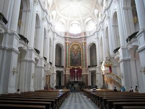 Photo: Inside the Hofkirche
