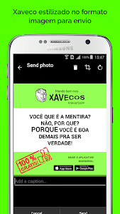 Xavecos para WhatsApp screenshot 2