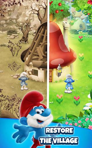 Smurfs Bubble Shooter Story apkdebit screenshots 14