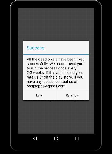 Touchscreen Dead pixels Repair screenshot 10