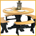 Dinning Room Table Set icon