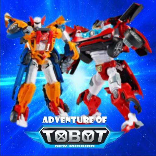 Super Tobot Adventure Jigsaw