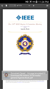 Download free IEEE Region 8 Athens 2018 for PC on Windows and Mac apk screenshot 4