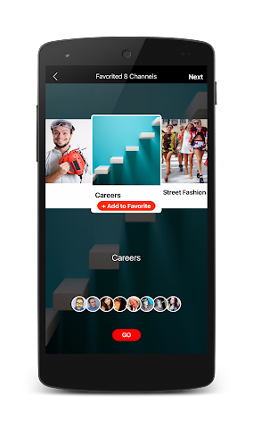 android Affimity Screenshot 1