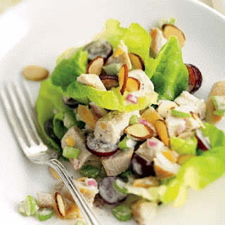 Light And Tangy Chicken Salad
