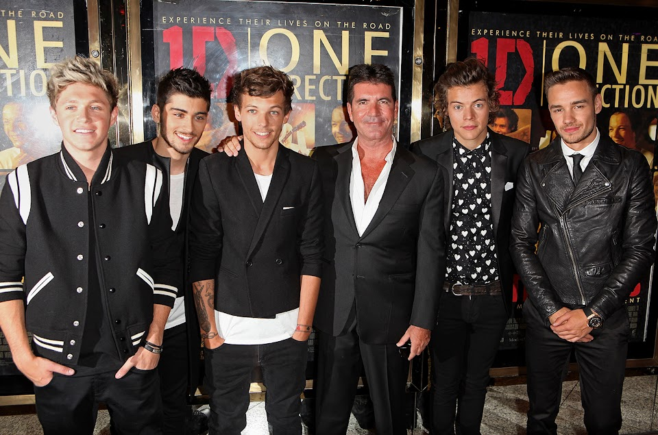 One Direction: This Is Us 3D - World Premiere - Inside Arrivals
