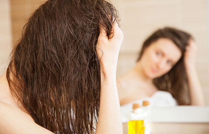 Волосы-Ойл-Лечение