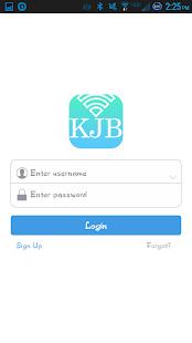 KJB Wi-Fi - náhled