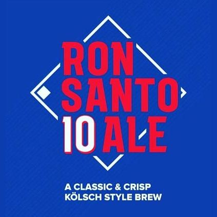 Logo of Nine Bands Ron Santo Ale