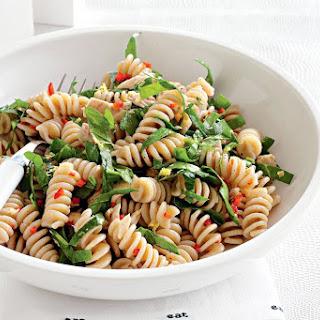 Tuna Spinach Pasta Recipes.