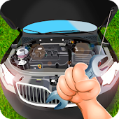 Car repair simulator